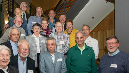 Emeritus Faculty Group